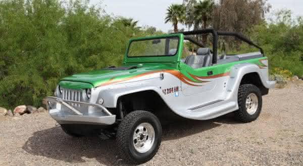 WaterCar Panther entre os mais incriveis carros anfibios 3