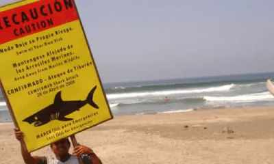 Top 10 praias mais perigosas do mundo