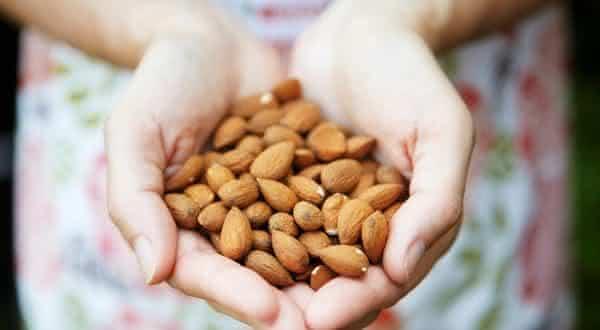 amendoas entre os melhores alimentos afrodisiacos