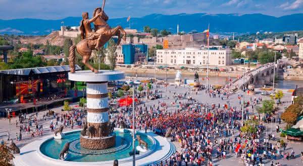 macedonia  entre os paises com as mais baixas taxas tributarias do mundo