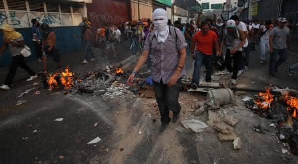 venezuela entre os paises com mais mortes por homicidio