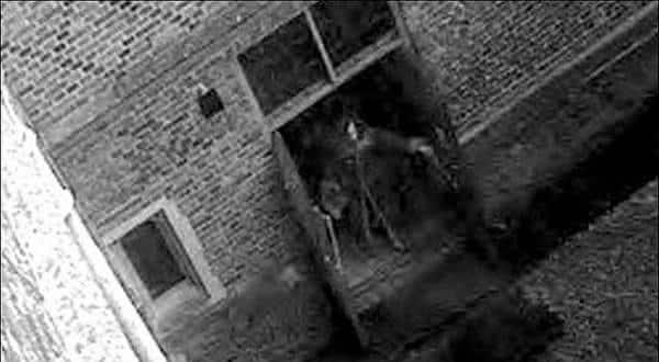 Fantasma de Hampton Court entre as fotos de fantasma mais famosa