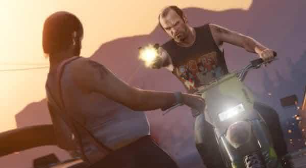 Grand Theft Auto V  entre os jogos mais violentos de todos os tempos