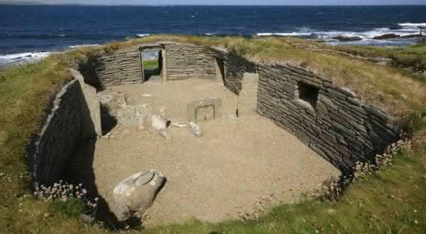 Knap of Howar entre as construcoes mais antigas do mundo