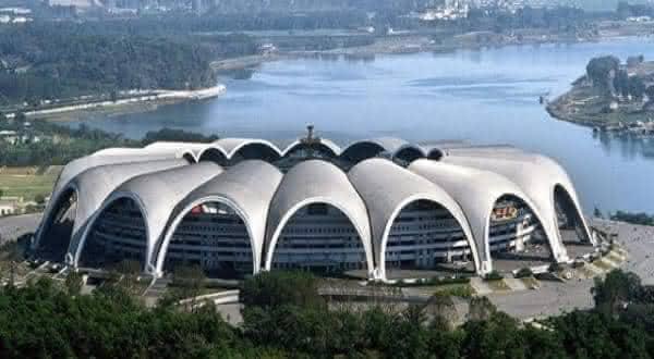 Rungnado May Day Stadium entre os maiores estadios do mundo