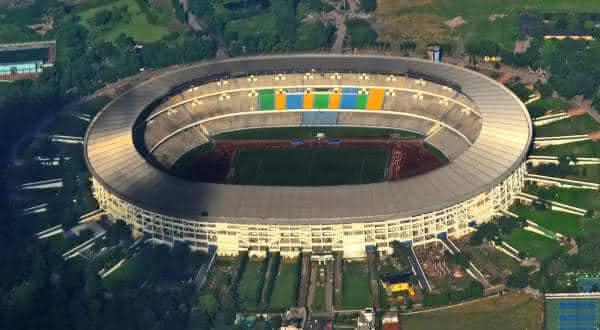 Salt Lake Stadium entre os maiores estadios do mundo