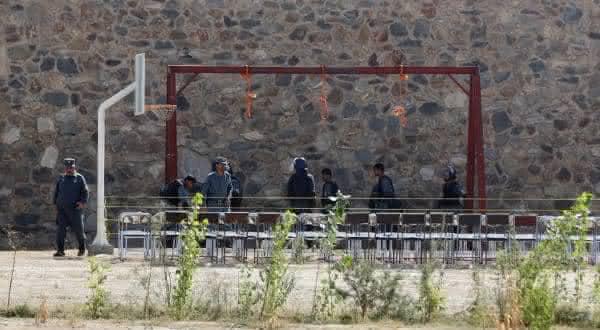 afeganistao entre os paises com as mais terriveis penas de morte