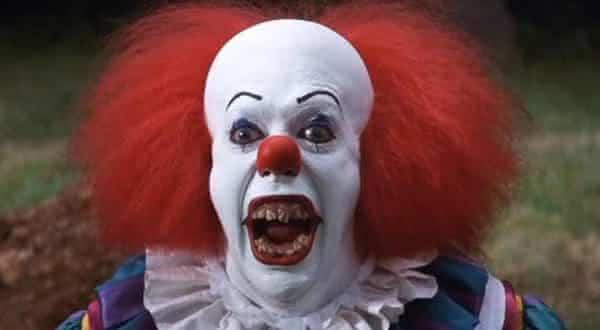 pennywise entre os viloes dos filmes de terror mais assustadores de todos os tempos