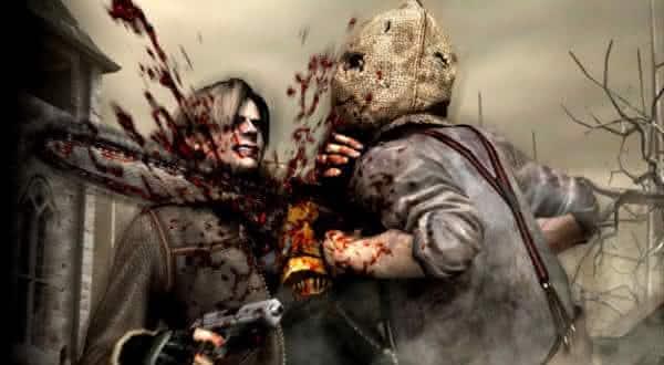 resident evil 4 entre os jogos mais violentos
