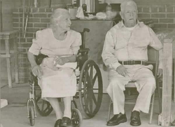 Francisco Garcia e Paulina Garcia  um dos casamentos mais longos do mundo
