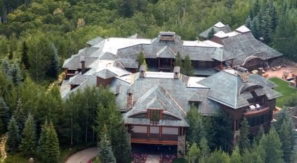 Hala Ranch entre as maiores casas do mundo