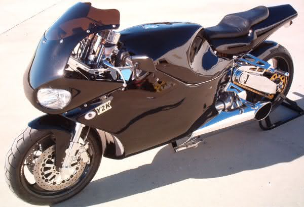 MTT Turbine Superbike Y2K entre as motos mais rapidas do mundo