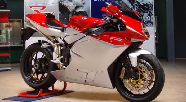 MV Agusta F4 R312 entre as motos mais rapidas do mundo