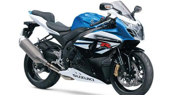Suzuki GSX-R1000 entre as motos mais rapidas do mundo