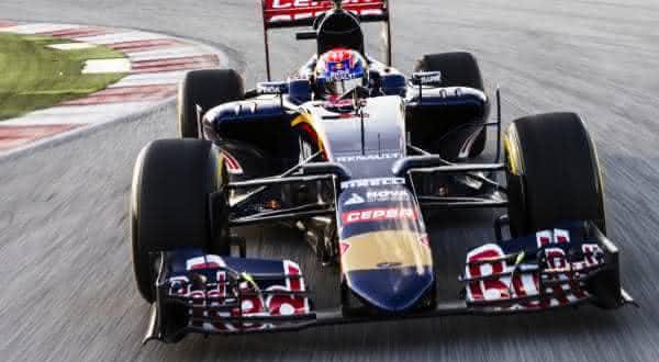 Toro Rosso entre as equipes mais valiosas da formula 1