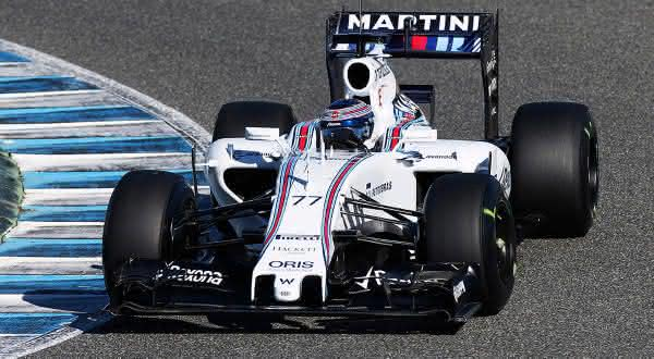 Williams entre as equipes mais valiosas da formula 1