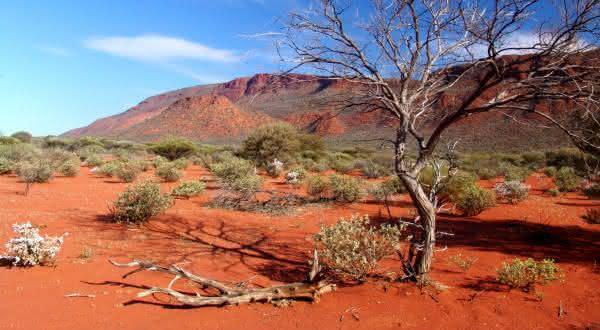 australia entre os paises menos densamente povoados do mundo