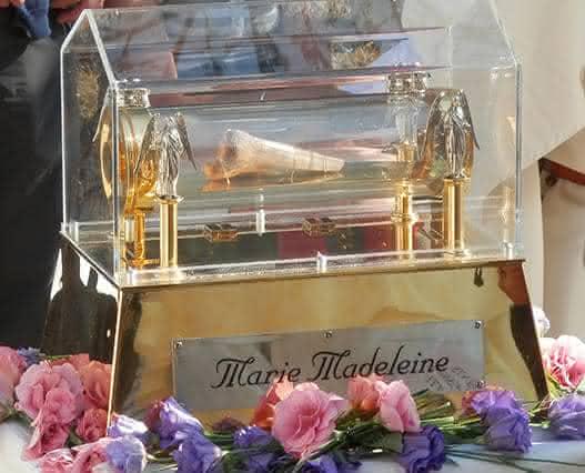 braco de maria madalena entre as relíquias mais misteriosas do mundo