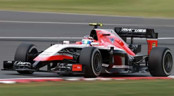 manor entre as equipes mais valiosas da formula 1