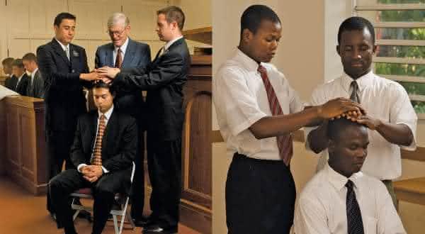 sacerdocio entre as estranhas crencas mormons