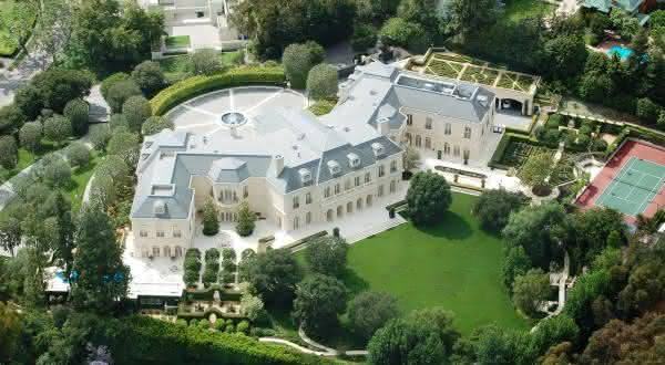 the manor entre as maiores casas do mundo
