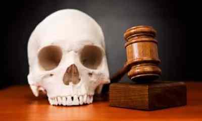 Top 10 razões pelas quais a pena de morte nao é a solução