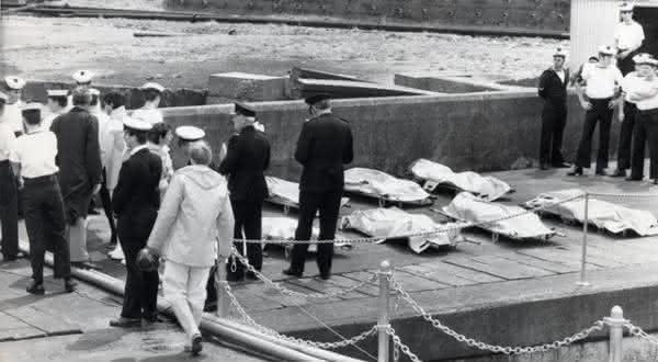 Air India Flight 182 entre os maiores acidentes aereos de todos os tempos