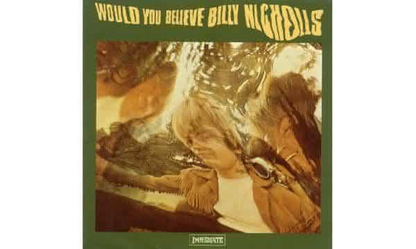 Billy Nicholls entre os discos de vinil mais valiosos de todos os tempos
