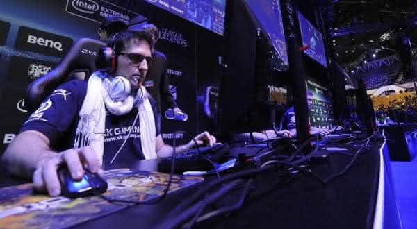 Carlos Ocelote Rodriguez um dos gamers mais ricos do mundo