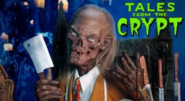 Contos da Cripta entre as melhores séries de terror de todos os tempos