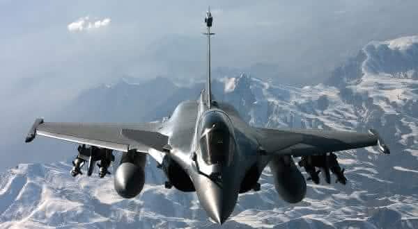 Dassault Rafale entre os caças mais caros do mundo