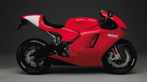 Ducati Desmosedici D16RR NCR M16 entre as motos mais caras do mundo