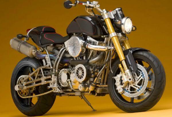 motos mais caras