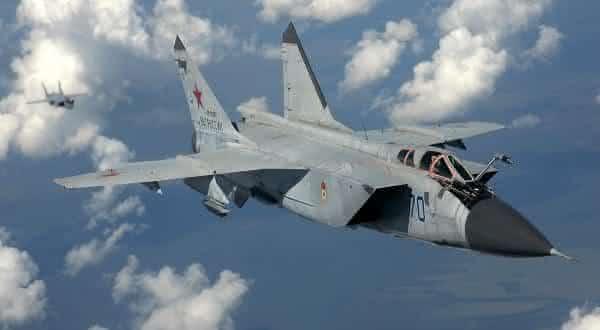 MiG-31 entre os cacas mais caros do mundo