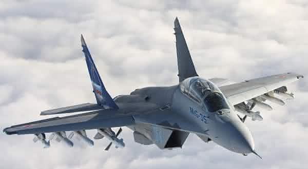 MiG-35 entre os cacas mais caros do mundo