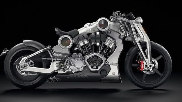 Neiman Marcus Limited Edition Fighter entre as motos mais caras do mundo
