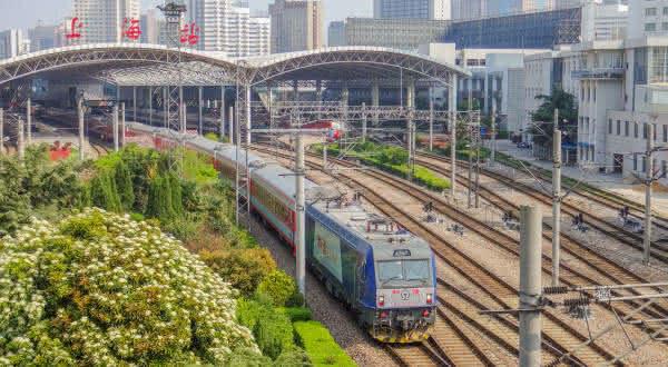 Shanghai-Yining entre as viagens de trens mais longas do mundo