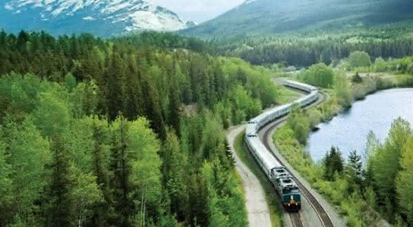 Toronto-Vancouver entre as rotas de trens mais longas do mundo