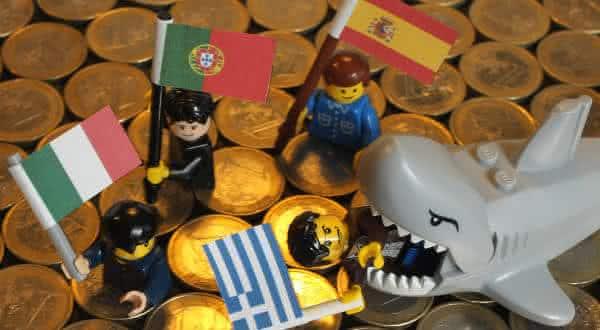 crise zona do euro entre as maiores crises financeiras de todos os tempos