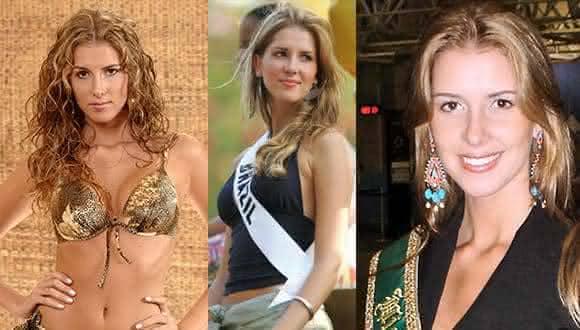 santa catarina entre os estados com mais vencedoras no Miss brasil