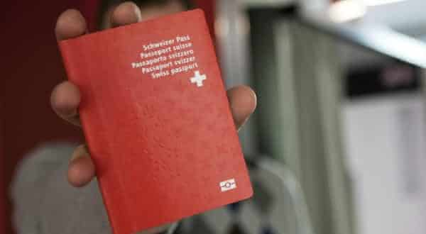 suica entre os passaportes mais poderosos do mundo