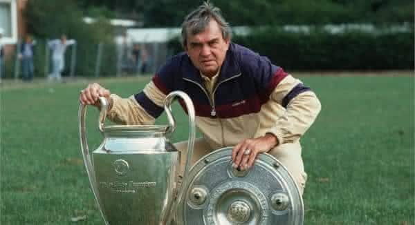 Ernst Happel entre os melhores treinadores de futebol do mundo