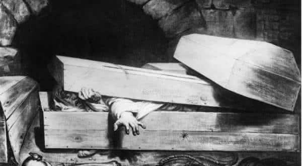 Essie Dunbar entre os casos mais terriveis de pessoas enterradas vivas