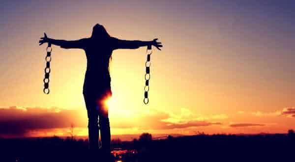 liberdade entre as coisas mais importantes da vida