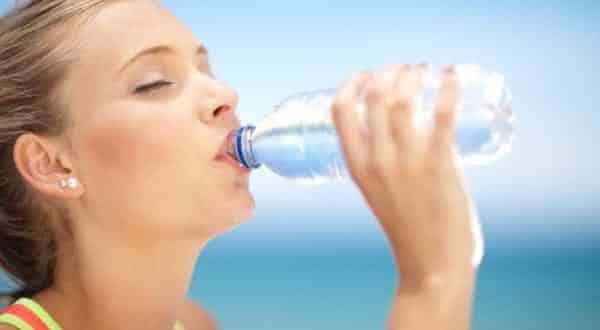 pele entre as razoes para beber mais agua