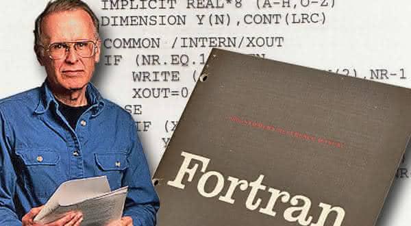 John Backus entre os maiores programadores de todos os tempos
