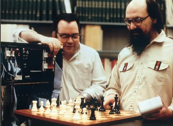 Ken Thompson entre os maiores programadores de todos os tempos