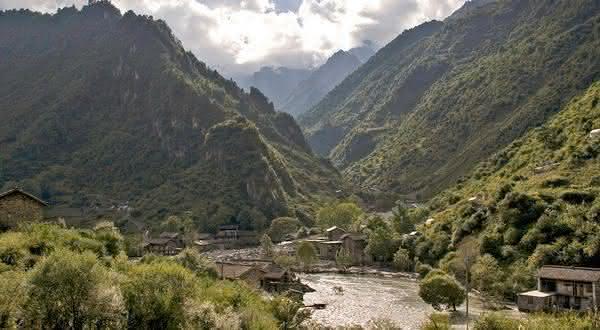 Montanhas do Sudoeste da China entre as florestas mais ameacadas do mundo