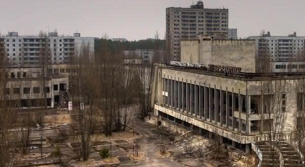 Pripyat entre os lugares mais assustadores do mundo