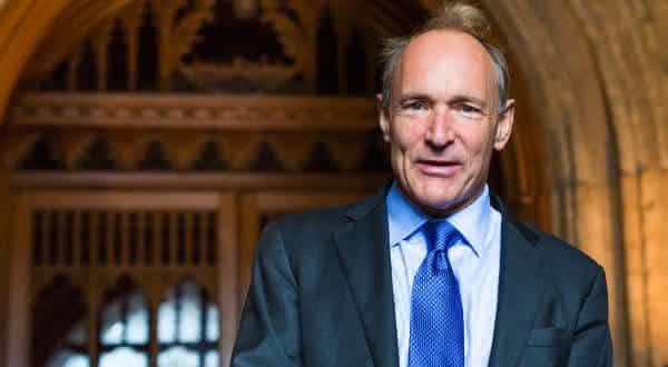 Tim Berners-Lee entre os maiores programadores de todos os tempos